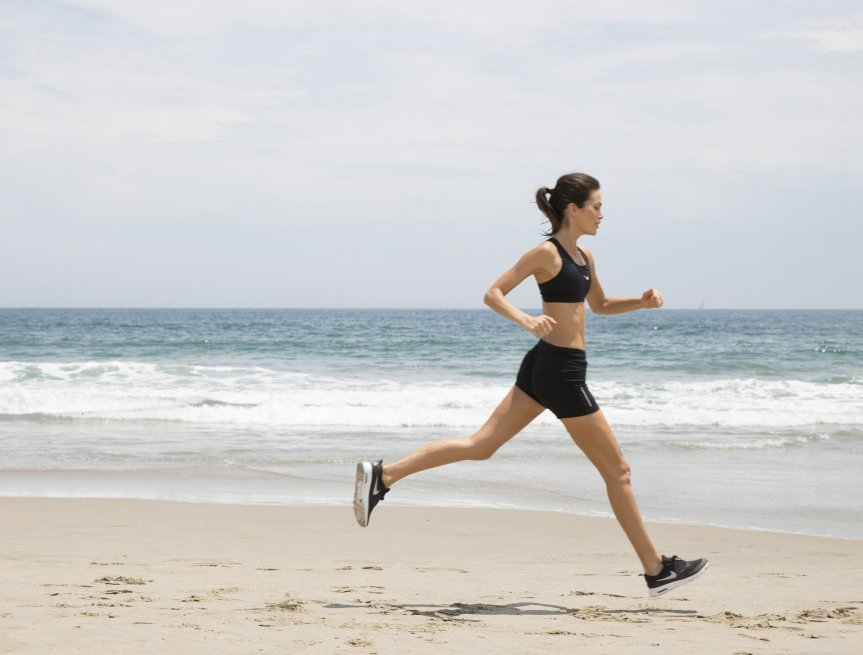 If You're Running and Still Have Belly Fat, Do ThisWorkout